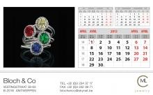 De Bie - calendriers