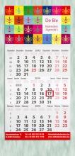 De Bie Kalenders - Wandkalender